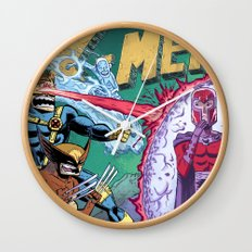 X-Men! Wall Clock