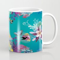 Blue Hawaii Mug