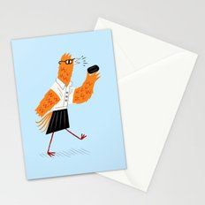 Another Day, Another Dollar Stationery Cards