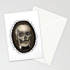 Dapper Skull  Stationery Cards