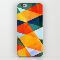 A warm november iPhone & iPod Skin