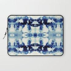 Tie Dye Blues Laptop Sleeve