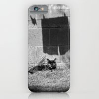 The Cat And The Pants iPhone 6 Slim Case