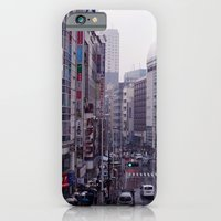 Shinjuku Skyline iPhone 6 Slim Case