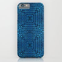 iPhone & iPod Case featuring Knit Reflection by Katie Troisi