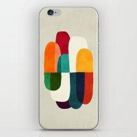The Cure For Sleep iPhone & iPod Skin