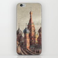 The Snail's Daydream iPhone & iPod Skin