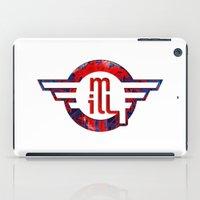 Metro Illusions - Anatom… iPad Case