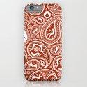 People Paisley iPhone & iPod Case