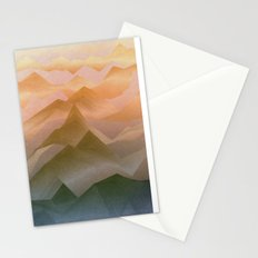 Top of the World (Sunrise) Stationery Cards