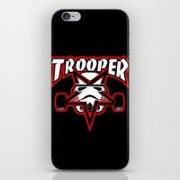 Trooper Magazine iPhone & iPod Skin