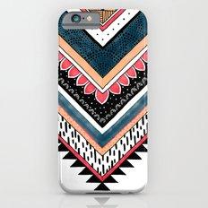 Tribal Geometric Chevron Slim Case iPhone 6s