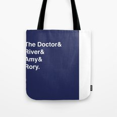 Doctor& Tote Bag