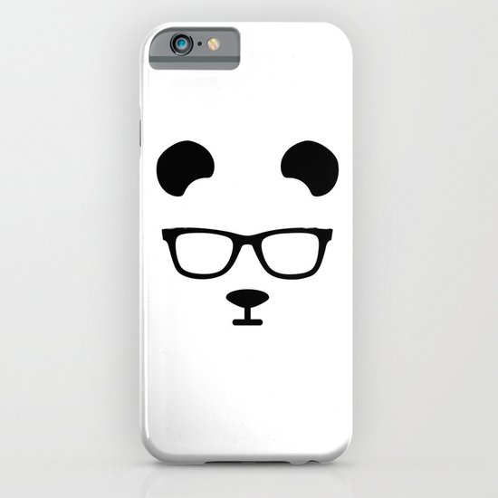 Nerd Panda iPhone & iPod Case