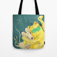 Lets be Friends Tote Bag