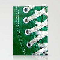 eyelets / iphone design Stationery Cards