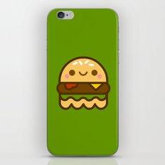 hamBOOger Jr iPhone & iPod Skin