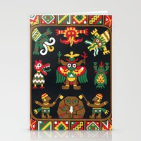 Inca Stationery Cards