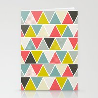Triangulum Stationery Cards