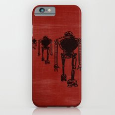 March Of The Robots iPhone 6 Slim Case