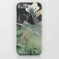 The Traveler Dreams iPhone 6 Slim Case