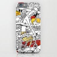 City Biking iPhone 6 Slim Case