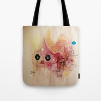 Outerspace Rock`n´Roll … Tote Bag