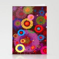 Abstract #360 Splirkles … Stationery Cards