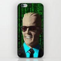Max Meets Matrix iPhone & iPod Skin