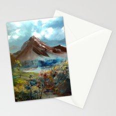 masal dağı Stationery Cards