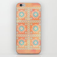 Vintage Floral Fantasy iPhone & iPod Skin