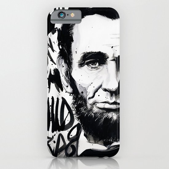 Lincoln A.D. 2012 iPhone & iPod Case