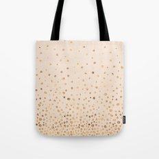 Ascending Dots (Pink) Tote Bag