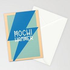 Mochi Hammer Stationery Cards
