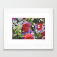 Xin Hua beauty Framed Art Print