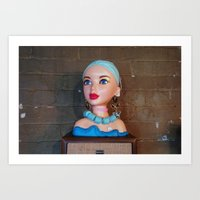 Mannequin - Detroit, MI Art Print