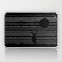 Night Lines Laptop & iPad Skin