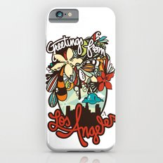 Greetings from Los Angeles iPhone 6 Slim Case