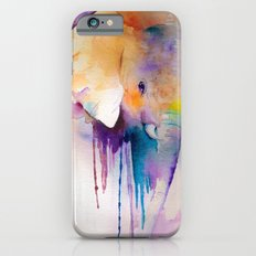 baby elephant iPhone 6 Slim Case