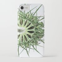 fractal iPhone & iPod Cases featuring Fractal by A Wandering Soul