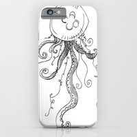 iPhone & iPod Case featuring J..j..jelly fishhhh by MadamSalami