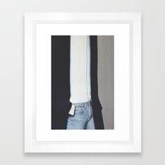 Elle #15 Framed Art Print