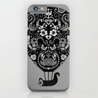 iPhone & iPod Case featuring Lucky ride by Farnell