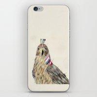 The Hawk iPhone & iPod Skin