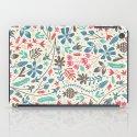 Retro Blooms iPad Case