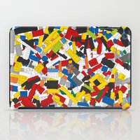 The Lego Movie iPad Case