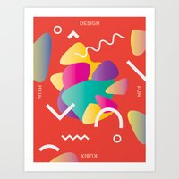 Design With Fun ~ Chapte… Art Print