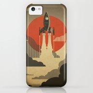 The Voyage (Grey) iPhone 5c Slim Case