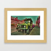 Lets Off Road  Framed Art Print