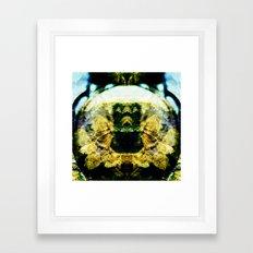 Mind's Roshak Framed Art Print